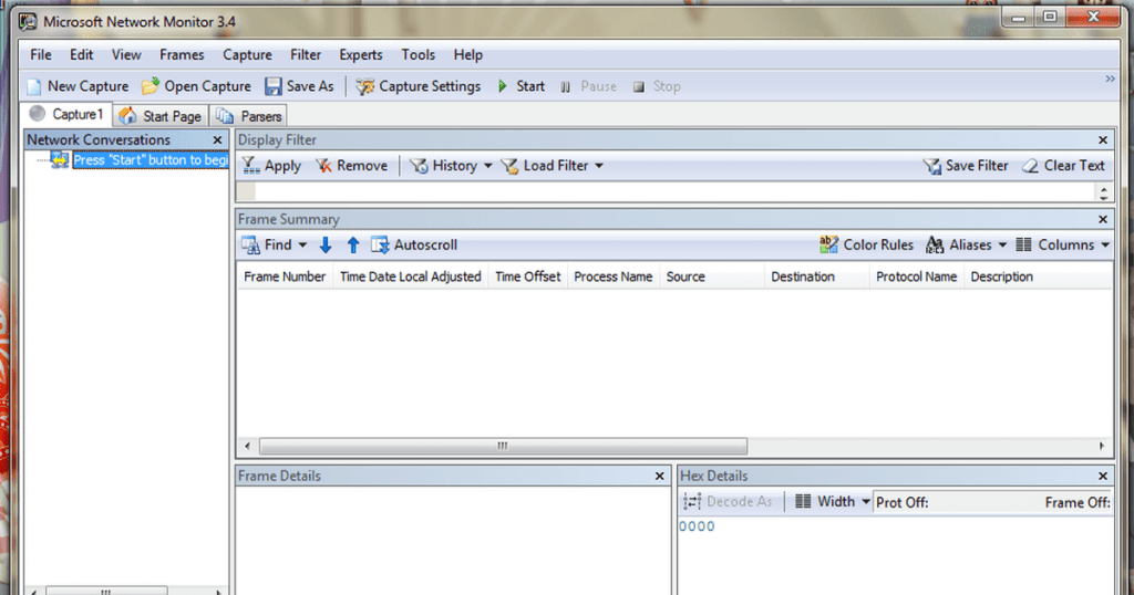 Bandwidth monitoring software